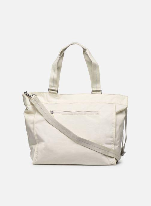 Sacs à main kipling New Shopper L Blanc vue face