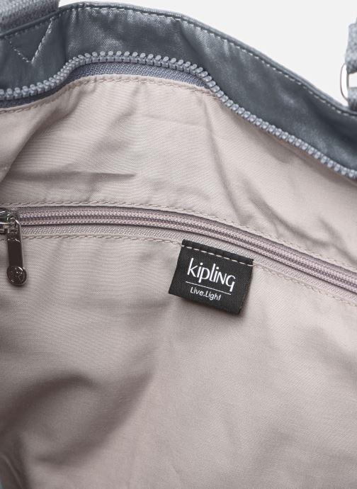 Sacs à main kipling New Shopper L Argent vue derrière