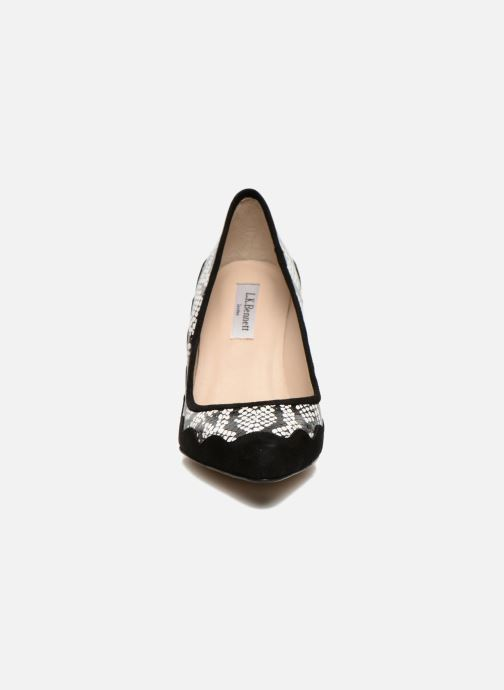 Escarpins L.K. Bennett Blair Noir vue portées chaussures