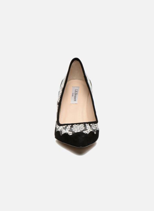 Zapatos de tacón L.K. Bennett Blair Negro vista del modelo