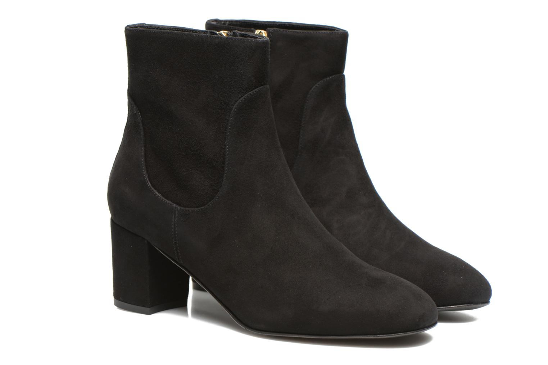 Bottines et boots L.K. Bennett Simi Noir vue 3/4