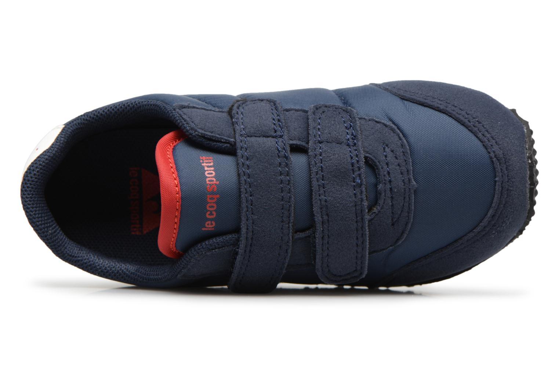Sneakers Le Coq Sportif Racerone INF Azzurro immagine sinistra