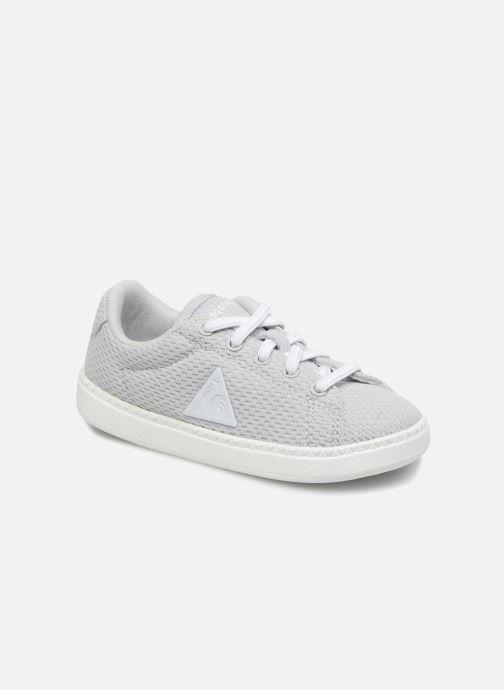 Sneakers Le Coq Sportif Courtone Inf Grijs detail