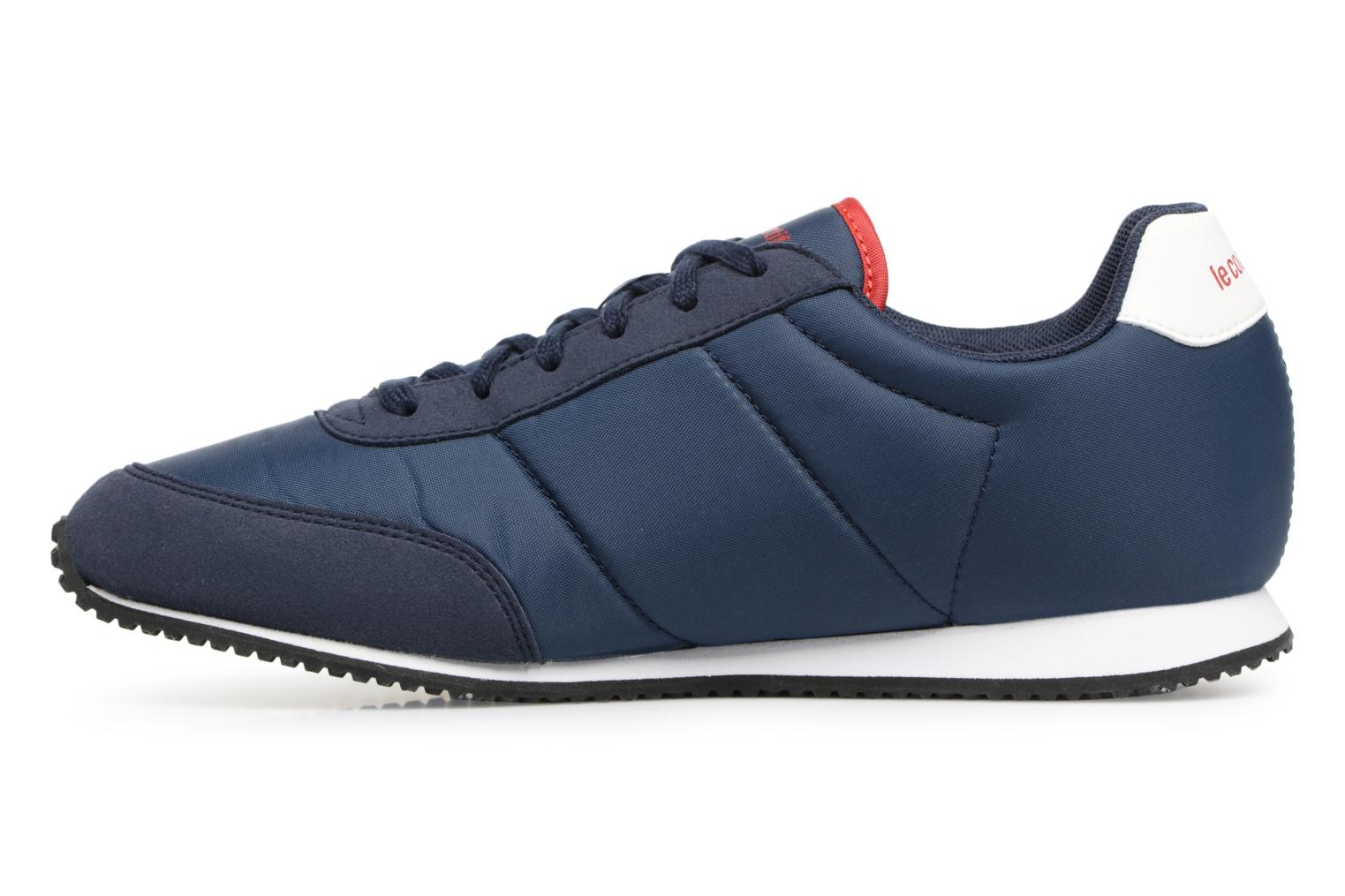 Baskets Le Coq Sportif Racerone GS Boy Bleu vue face