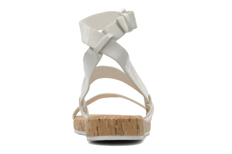 Sandales et nu-pieds Aldo Biravia Blanc vue droite