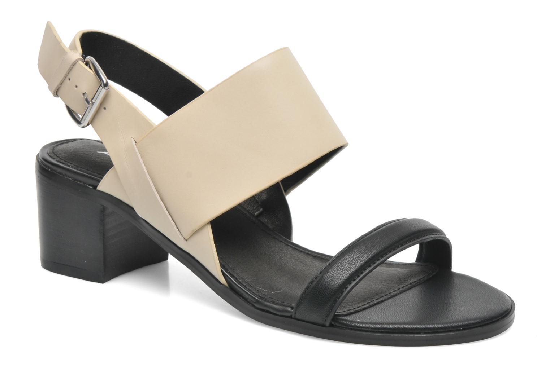 Sandales et nu-pieds Aldo Jerosen Beige vue détail/paire