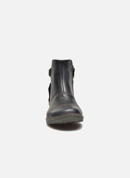 Bottines et boots Art Bergen 917 Noir vue portées chaussures