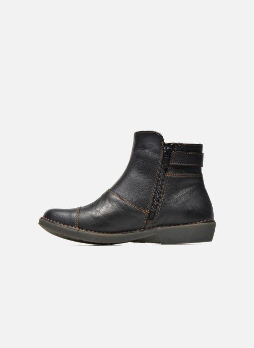 Stiefeletten & Boots Art Bergen 917 schwarz ansicht von vorne