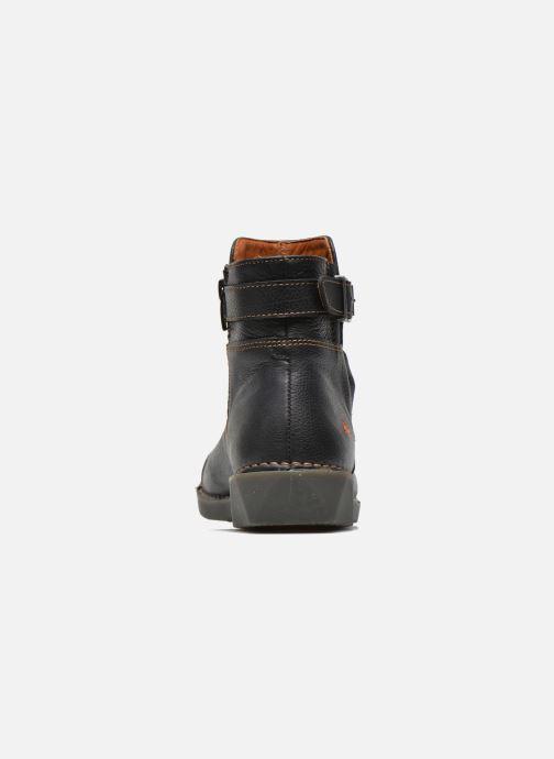 Bottines et boots Art Bergen 917 Noir vue droite