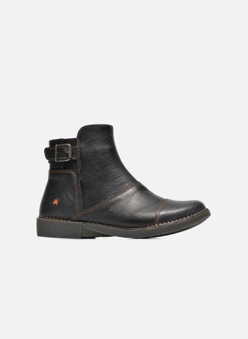 Stiefeletten & Boots Art Bergen 917 schwarz ansicht von hinten