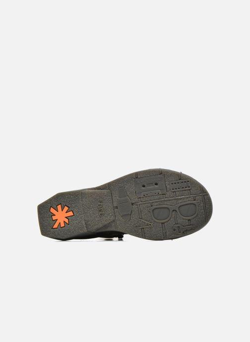 Stiefeletten & Boots Art Bergen 917 schwarz ansicht von oben