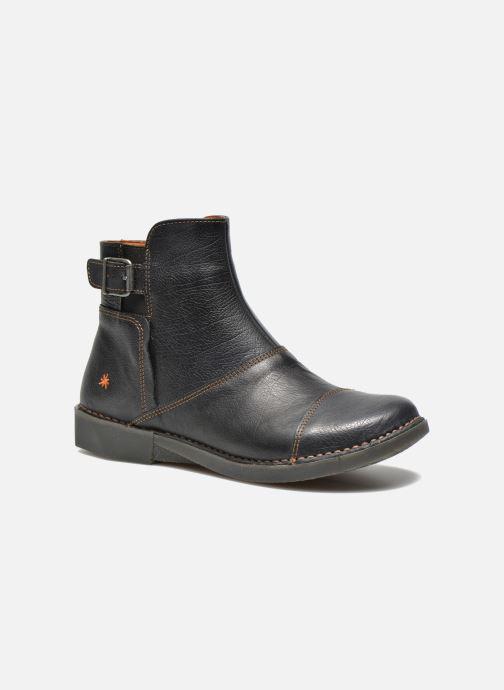 Stiefeletten & Boots Art Bergen 917 schwarz detaillierte ansicht/modell