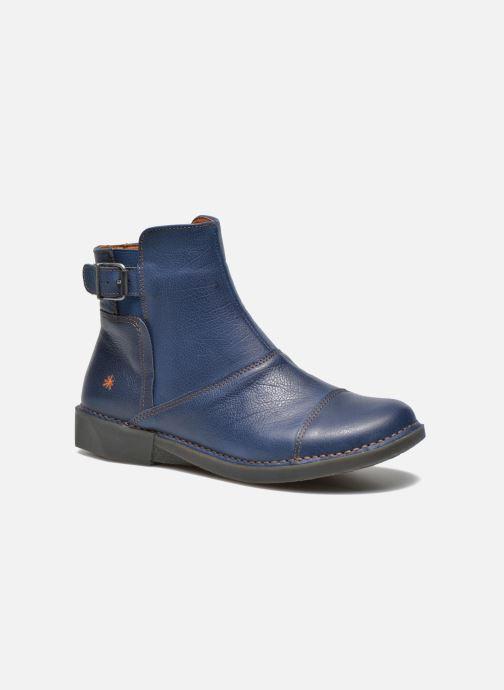 Bottines et boots Art Bergen 917 Bleu vue détail/paire