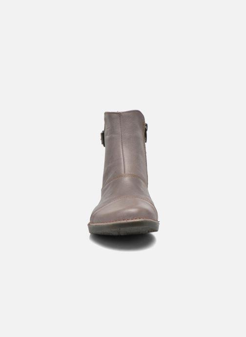 Bottines et boots Art Bergen 917 Gris vue portées chaussures