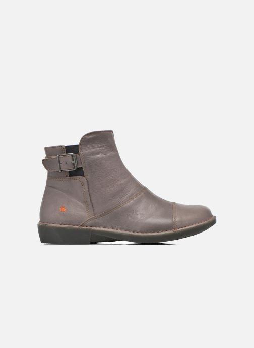 Boots en enkellaarsjes Art Bergen 917 Grijs achterkant