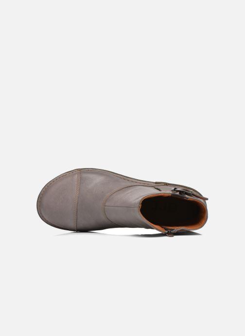 Boots en enkellaarsjes Art Bergen 917 Grijs links