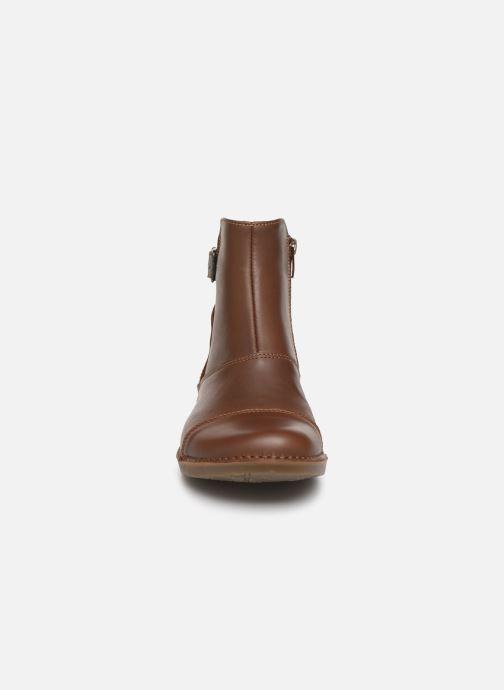 Bottines et boots Art Bergen 917 Marron vue portées chaussures