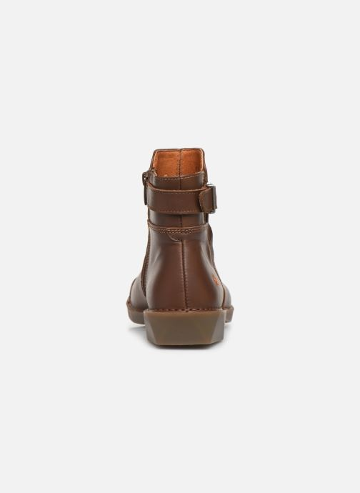 Bottines et boots Art Bergen 917 Marron vue droite