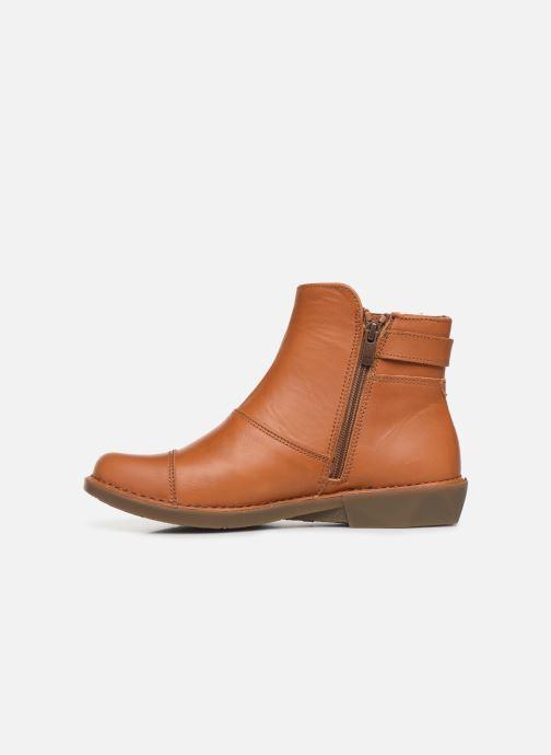 Boots en enkellaarsjes Art Bergen 917 Bruin voorkant