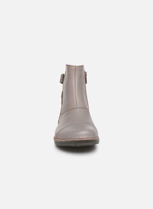 Stiefeletten & Boots Art Bergen 917 grau schuhe getragen