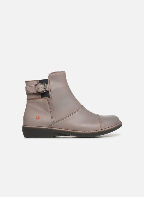 Stiefeletten & Boots Art Bergen 917 grau ansicht von hinten