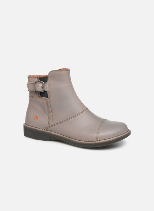 Ankle boots Art Bergen 917 Grey detailed view/ Pair view
