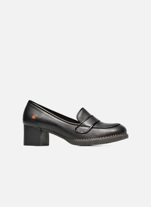 Loafers Art Bristol 0076 Black back view