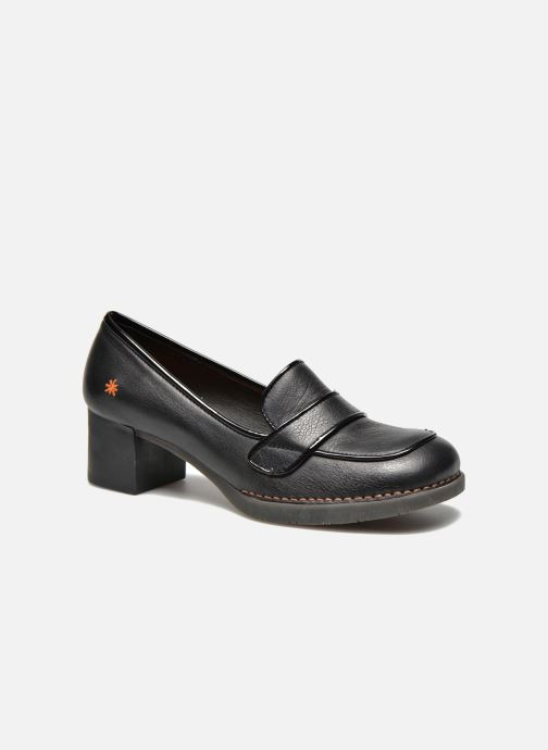 Loafers Art Bristol 0076 Black detailed view/ Pair view