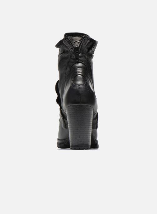 Bottines et boots Bunker Cav Ru Noir vue face