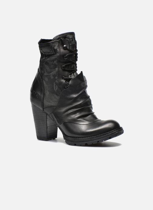 Bottines et boots Bunker Cav Ru Noir vue détail/paire