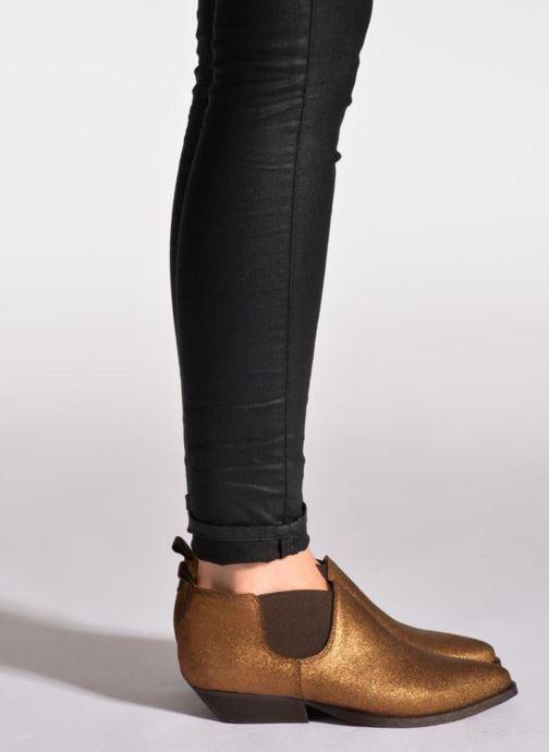 Schmoove Woman Impala bei Low Stiefel (Gold bronze) - Stiefeletten & Stiefel bei Impala Más cómodo b9832e