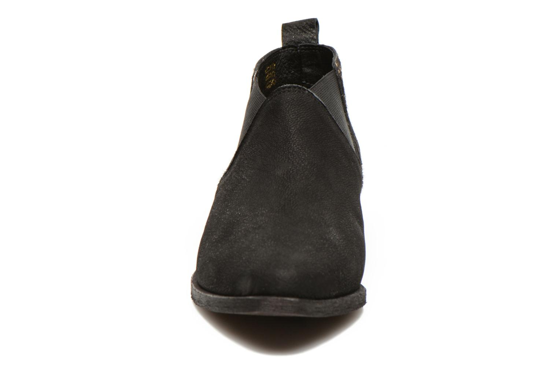 Bottines et boots Schmoove Woman Impala Low Boots Noir vue portées chaussures