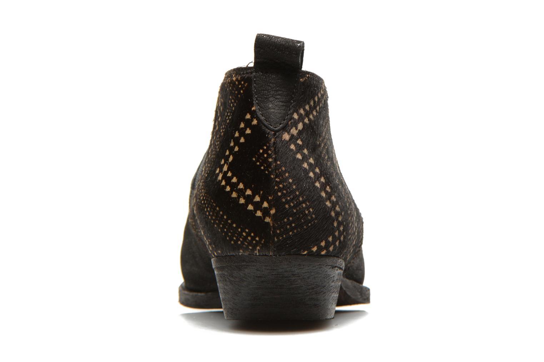 Bottines et boots Schmoove Woman Impala Low Boots Noir vue droite
