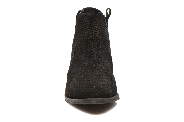 Bottines et boots Schmoove Woman Impala Boots Noir vue portées chaussures