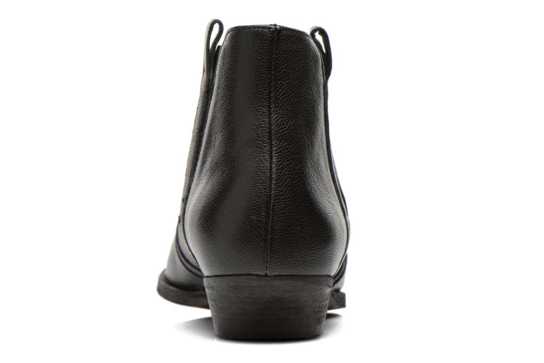 Bottines et boots Schmoove Woman Impala Boots Noir vue droite