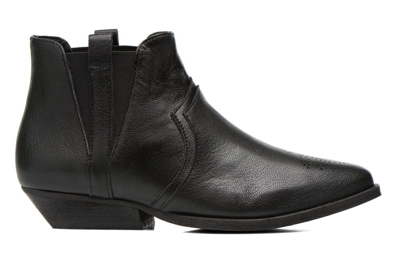 Bottines et boots Schmoove Woman Impala Boots Noir vue derrière