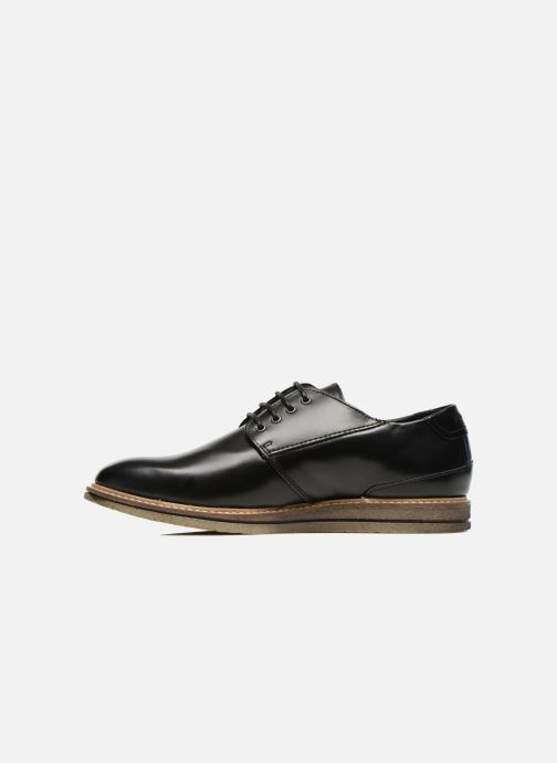 Lace-up shoes Schmoove Shyboy Polido Black front view