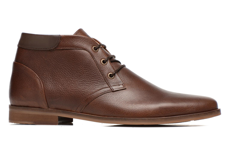 Chaussures à lacets Schmoove Dirtydandy Desert Marron vue derrière