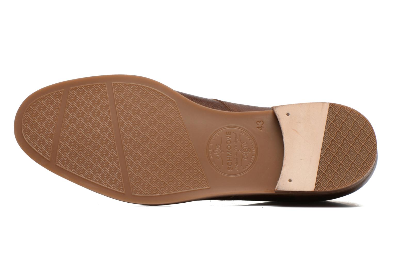 Chaussures à lacets Schmoove Dirtydandy Desert Marron vue haut