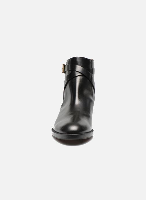 Bottines et boots Fratelli Rossetti Magenta Beattles Noir vue portées chaussures