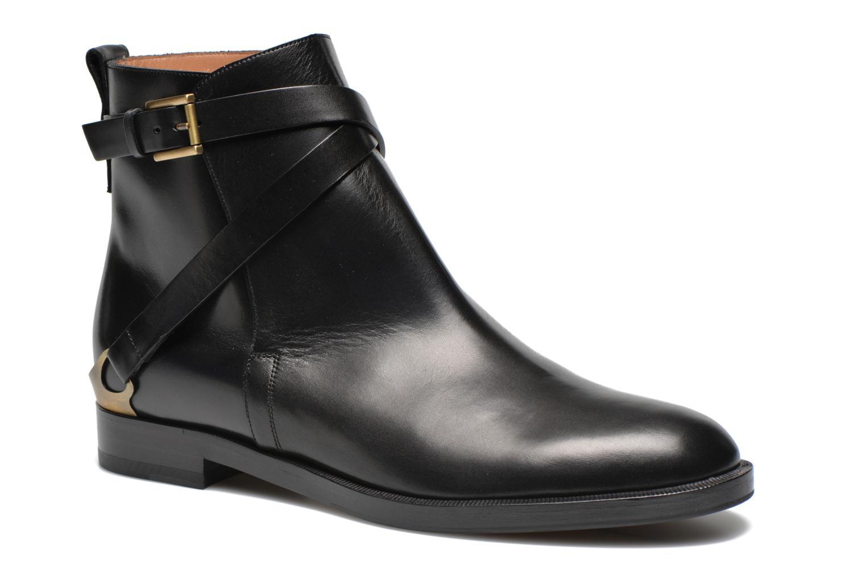 Bottines et boots Fratelli Rossetti Magenta Beattles Noir vue détail/paire