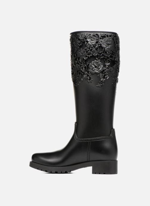 Melissa Flower Flower Flower Black Boot Melissa Melissa Black Boot Boot 7gf6yb