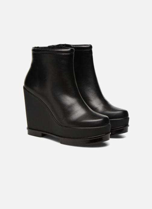 Boots en enkellaarsjes Clergerie Sarlaj Zwart 3/4'