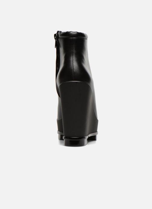 Boots en enkellaarsjes Clergerie Sarlaj Zwart rechts