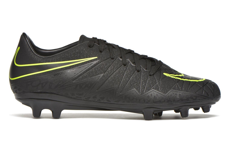 Chaussures de sport Nike Hypervenom Phelon II Fg Noir vue derrière
