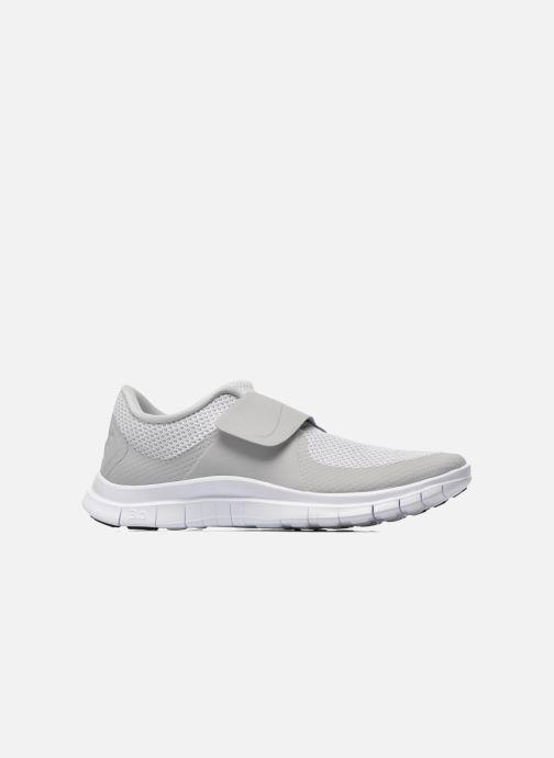 Trainers Nike Nike Free Socfly White back view