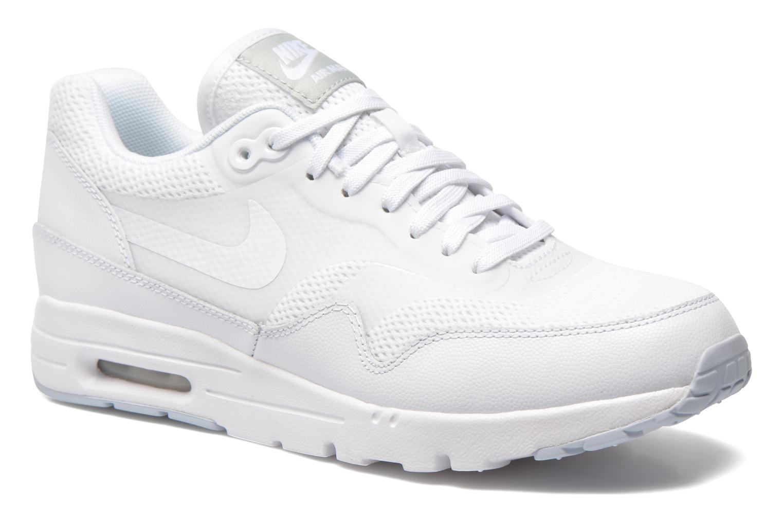 pretty cool good selling running shoes France Pas Cher air max 1 ultra essential blanc noir Vente en ...
