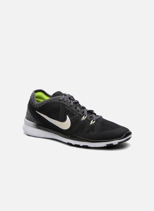 innovative design e7a99 d1e41 Sportschuhe Nike W Nike Free 5.0 Tr Fit 5 Brthe schwarz detaillierte  ansicht modell
