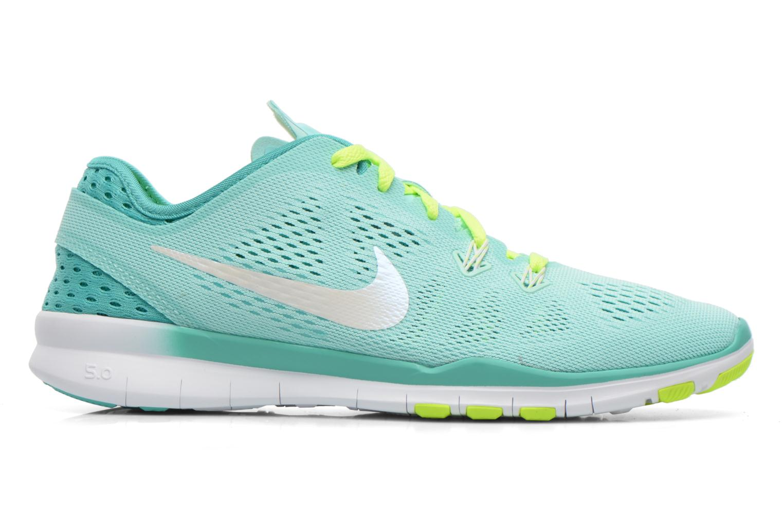 Chaussures de sport Nike W Nike Free 5.0 Tr Fit 5 Brthe Vert vue derrière