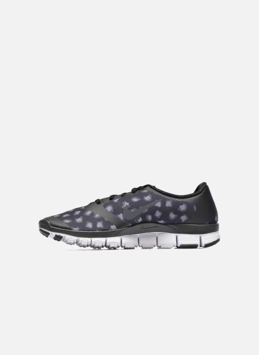 Sportschuhe Nike W Nk Free 5.0 V4 Ns Pt schwarz ansicht von vorne